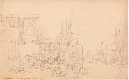 JMW_Turner Coal_Boats_Loading,_North_Shields_-_Google_Art_Project