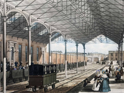Euston_Station_showing_wrought_iron_roof_of_1837 resized 250
