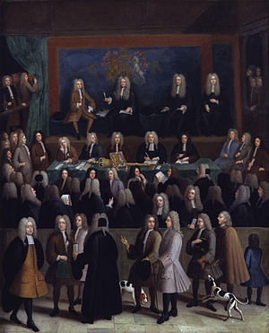 300px-The_Court_of_Chancery_during_the_reign_of_George_I_by_Benjamin_Ferrers